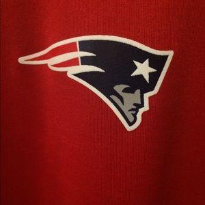 Under Armour Shirts - New England Patriots Under Armour T-Shirt - LG